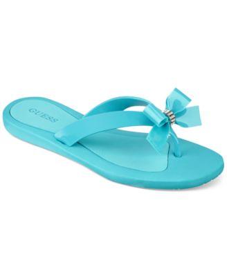 GUESS Womens Tutu Sandals