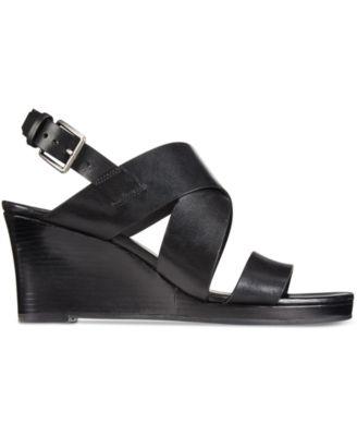 Cole Haan Womens Penelope Wedge Sandals