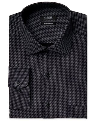 Alfani Mens Classic-Fit Performance St..
