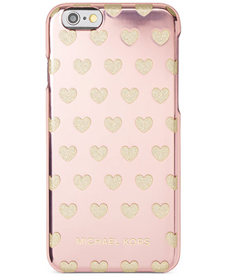 michael kors iphone case michael michael kors quot i quot iphone 6 6s 3080