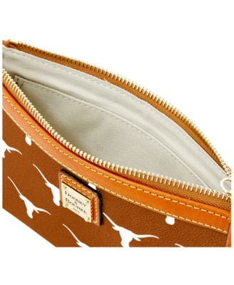 Dooney & Bourke Texas Longhorns Large Wristlet