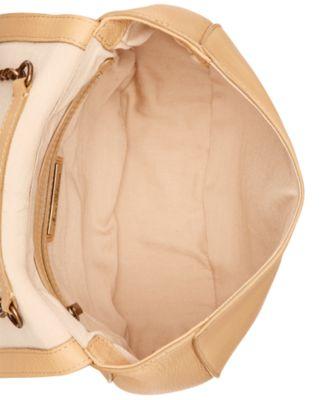 Sam Edelman Donna Fringe Saddle Flap Bag