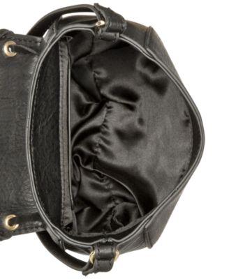 INC International Concepts Fiora Mini Saddle Bag