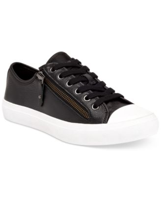 COACH Empire Zip Lace-Up Sneakers