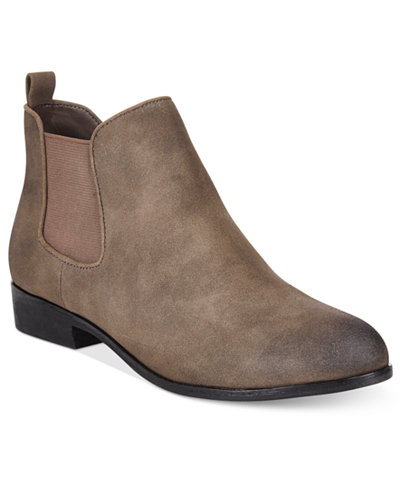 American Rag Desyre Chelsea Booties, Only at Macy`s