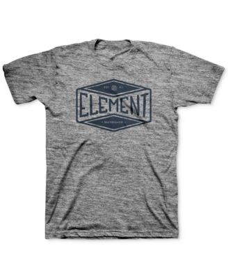 Element Mens Graphic-Print T-Shirt