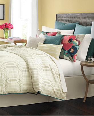 Martha stewart collection ellington 10 pc comforter sets for Ellington bedroom set