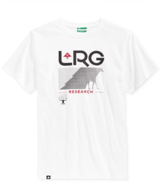 LRG Mens Graphic-Print T-Shirt