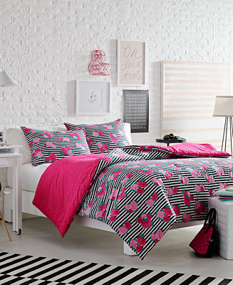 Luv Betsey By Betsey Johnson Royal Roses Bedding