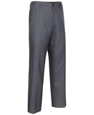 Greg Norman for Tasso Elba Mens Big & Tall Houndstooth Pants