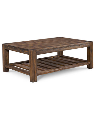 avondale coffee table only at macy39s furniture macy39s With avondale coffee table