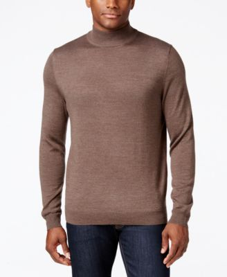 Club Room Mens Merino Blend Sweater Cl..