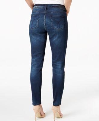 Calvin Klein Jeans Arid Navy Wash Skin..