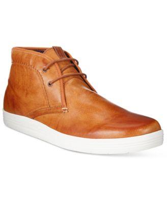 Ben Sherman Mens Vance Chukka Sneakers