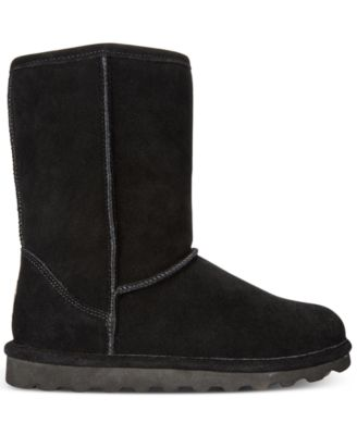 BEARPAW Womens Elle Short Cold-Weather..