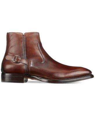 Mezlan Mens Natale Side-Zip Boots
