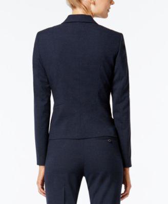 Calvin Klein Petite Single-Button Blazer