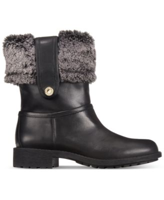 Cole Haan Womens Breene Cold-Weather Boots