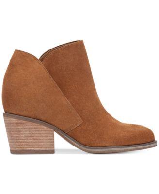 Jessica Simspon Tandra Block-Heel Boot..