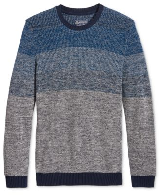 American Rag Mens Ombré Sweater