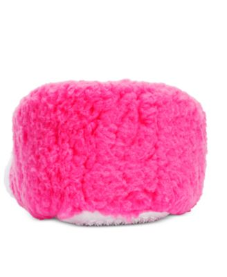 Hello Kitty Faux-Sherpa Slippers