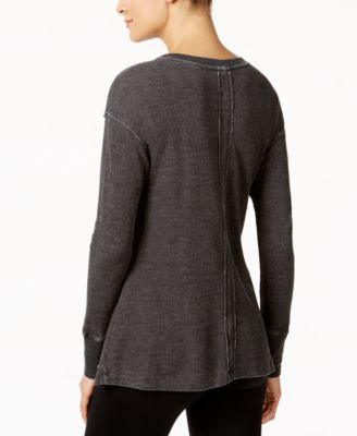 Calvin Klein Performance Waffled Top