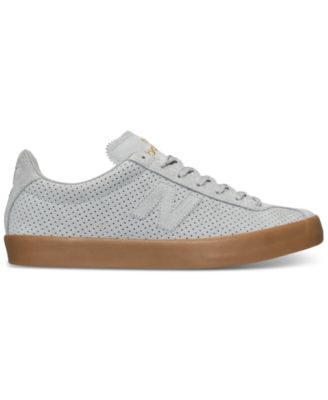 New Balance Mens Pro Court Pig Suede Casual Sneakers from Finish Line