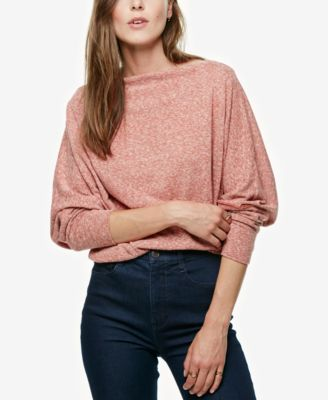 Free People Valencia Slouchy Top