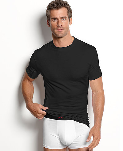 alfani men 39 s underwear cotton spandex tagless slim fit
