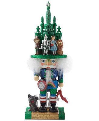 Kurt Adler Wizard Of Oz Nutcracker Holiday Lane For