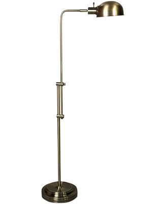 pharmacy floor lamp lighting lamps for the home macy 39 s. Black Bedroom Furniture Sets. Home Design Ideas