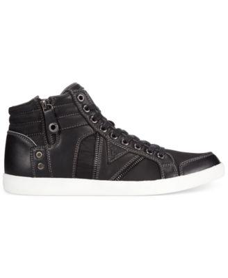 GUESS Jarlen Hi-Top Sneakers