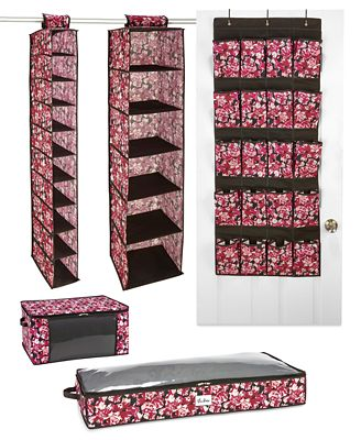 Closeout Isaac Mizrahi 5 Piece Storage Set Cleaning Organization For The Home Macy 39 S