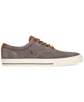 Polo Ralph Lauren Vaughn Suede Sneakers