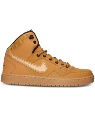 Nike Mens Son of Force Mid Winter Casual Sneakers from Finish Line