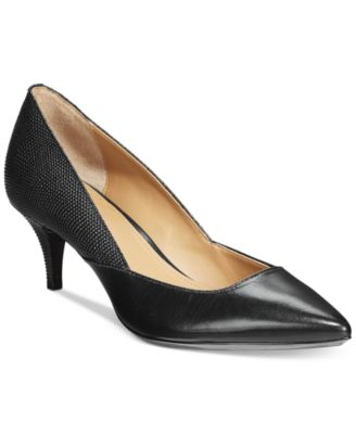 Calvin Klein Womens Patna Pumps