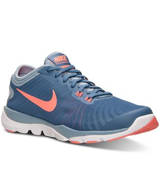 nike entrepôt singapore - Nike Women's Flex Supreme TR 4 Training Sneakers from Finish Line ...