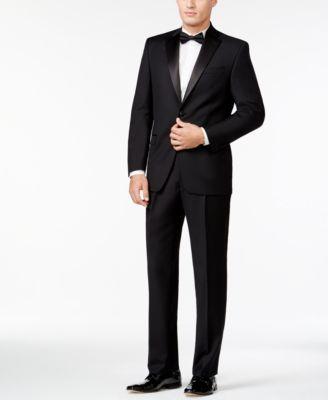 Lauren Ralph Lauren Classic-Fit Black Tuxedo