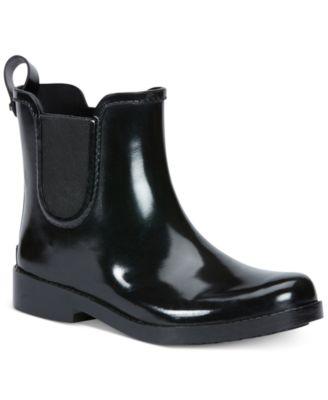 COACH Tyler Chelsea Rain Booties