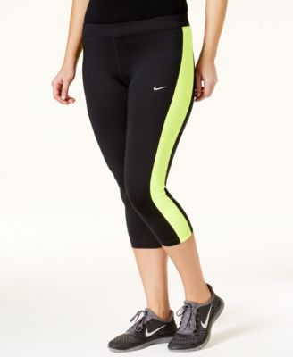 Nike Plus Size Performance Cropped Leggings