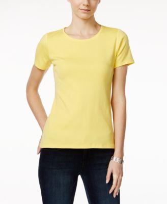 Charter Club Pima Cotton T-Shirt