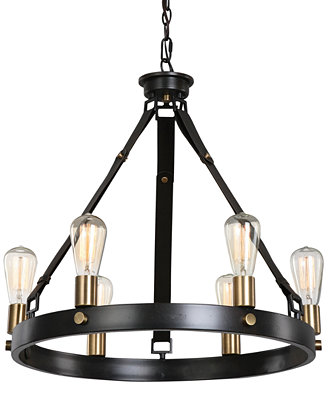 Uttermost Marlow 6 Light Chandelier Lighting Amp Lamps