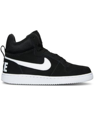 Nike Womens Recreation Mid-Top Casual Sneakers from Finish Line