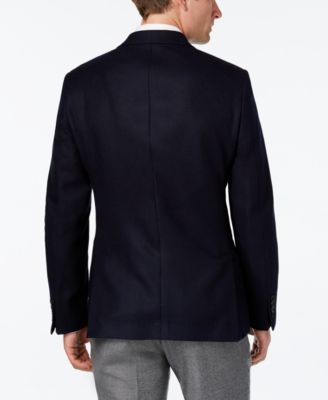 Lauren Ralph Lauren Mens Slim-Fit Navy..