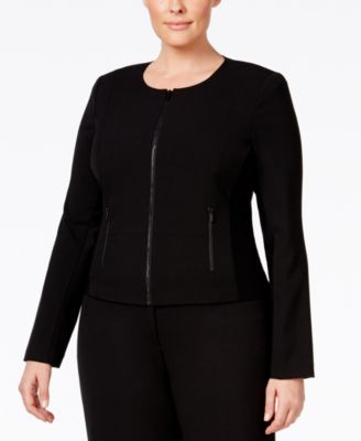 Calvin Klein Plus Size Fit Solutions Z..