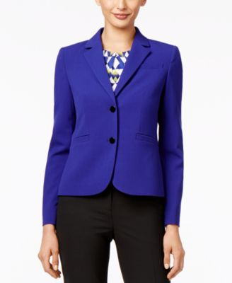 Calvin Klein Two-Button Jacket