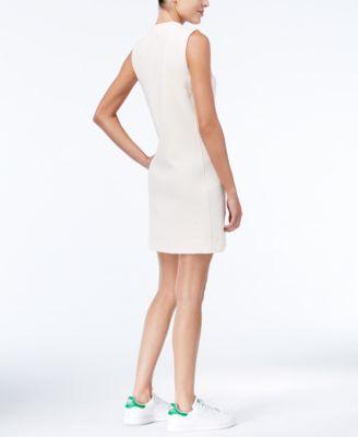 RACHEL Rachel Roy Zip-Front Shift Dress