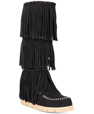 Dolce by Mojo Moxy Crossbow Fringe Wed..