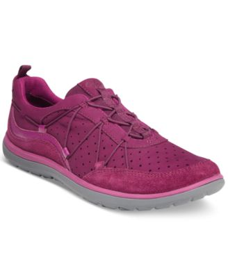 Clarks Collection Womens Aria Flyer Sneakers