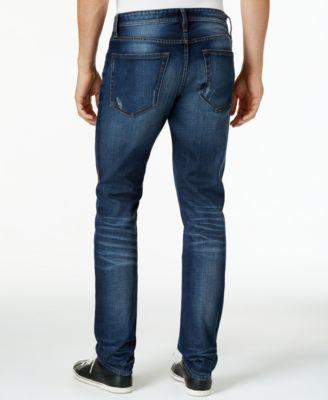 WILLIAM RAST Mens Slim-Fit Hollywood Freeway Jeans